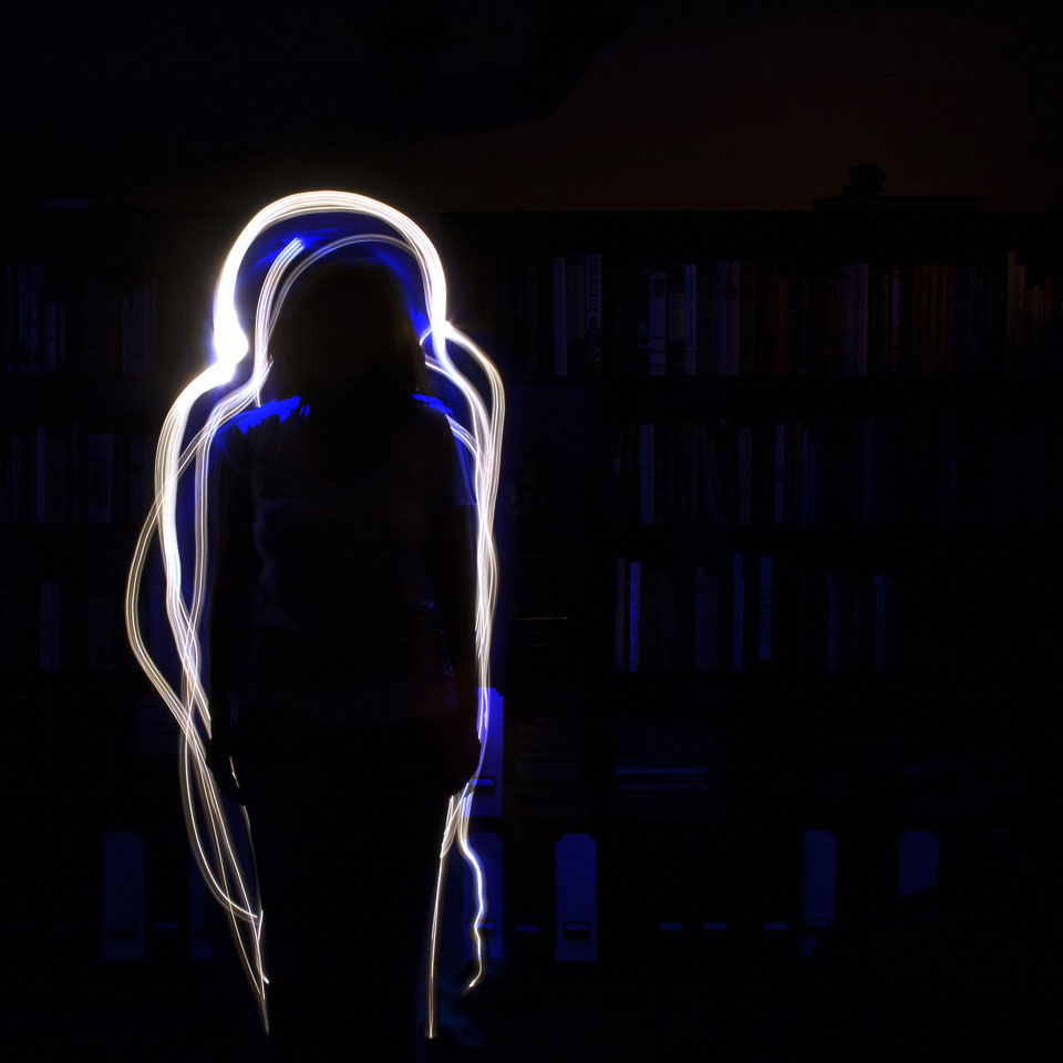 Light painting experiment #2.